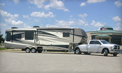 Recreational Vehicle Transportation